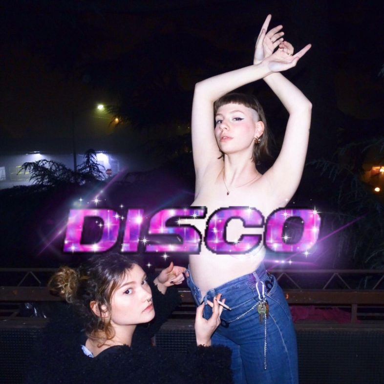 CMQMARTINA, DISCO