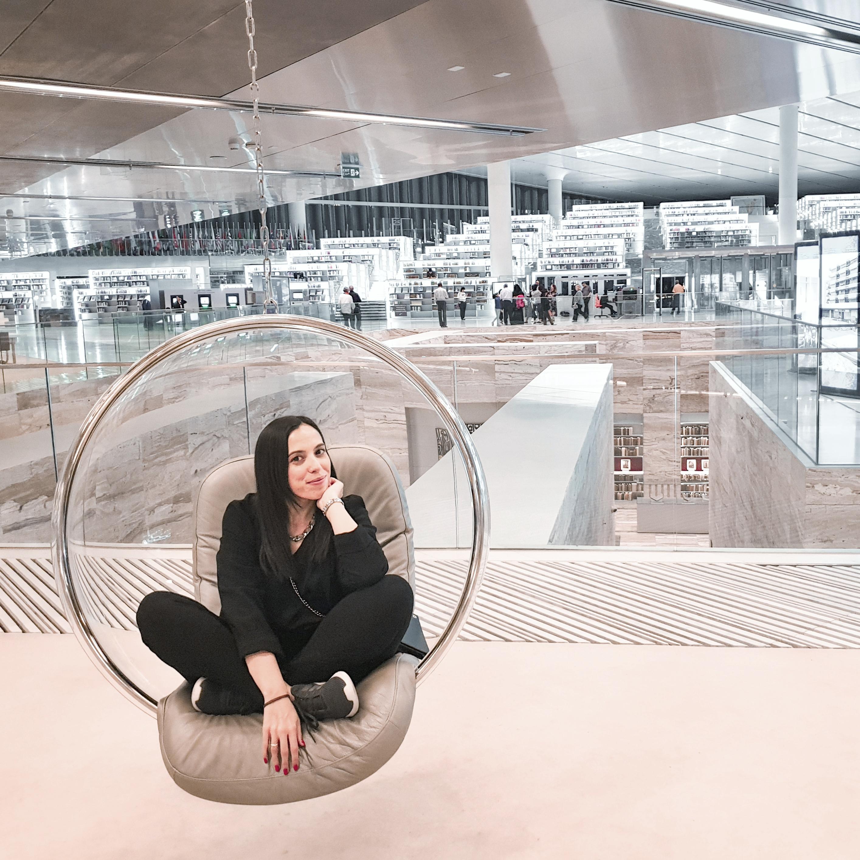 Lavorare In Qatar Architetto inthearchitecture: barbara esposito, interview – siloud