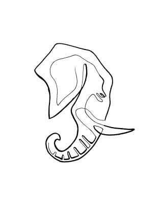 Antonio Leone, Elefante